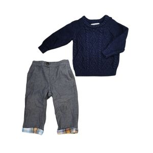 12/18 MONTHS GAP & OLD NAVY Outfit EUC
